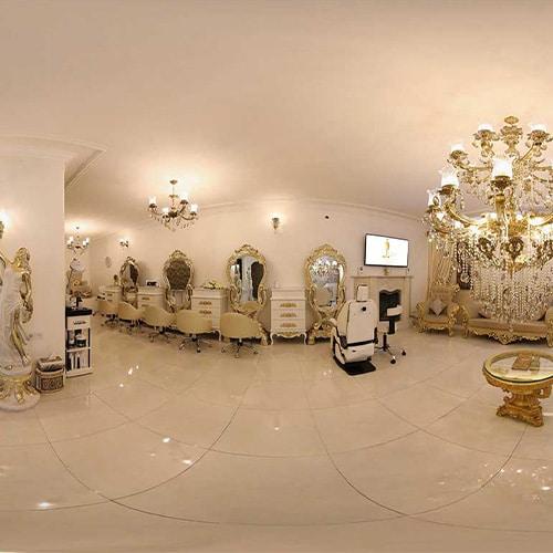 سالن زیبایی میرداماد