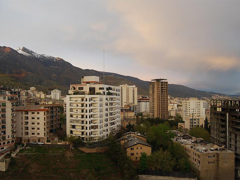 زغفرانیه تهران